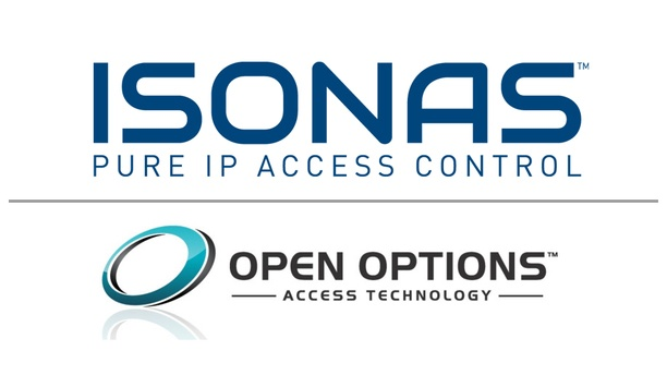 ISONAS And Open Options To Showcase Enterprise Level Access Control Integration At ASIS 2017