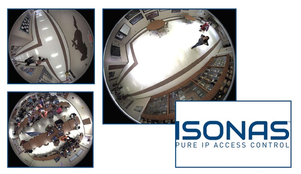 ISONAS Pure IP Access Control Provides Educational Institutions With A Simple Solution For Safety