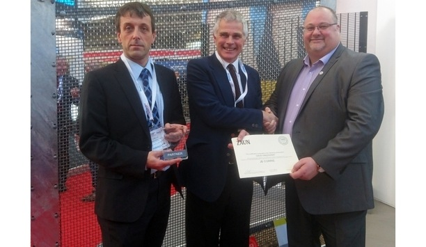 JB Corrie Accredited To Install Zaun-manufactured High-security Perimeter Fencing System ArmaWeave