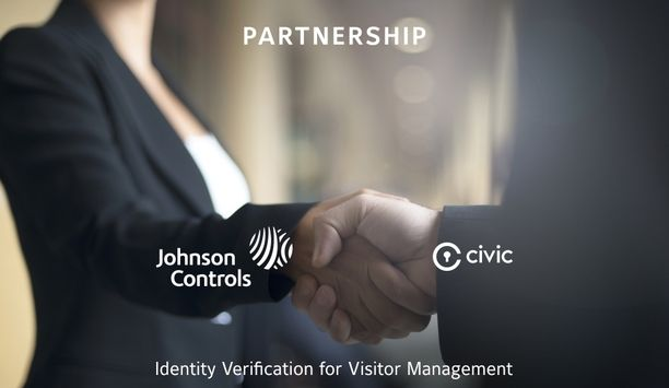 Johnson Controls announces partnership with Civic Technologies to enhance visitor management system