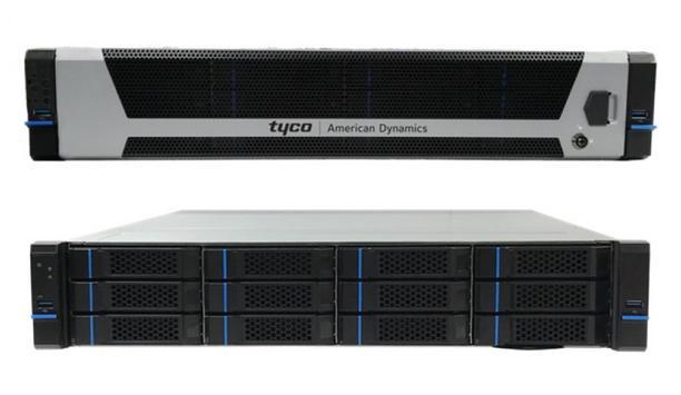 Johnson Controls unveil a powerful video recording solution, VideoEdge 2U High Capacity Network Video Recorder (NVR)
