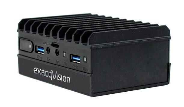 Johnson Controls Unveils ExacqVision G-Series Micro Video Recording Solution For Affordable Cloud Video Storage