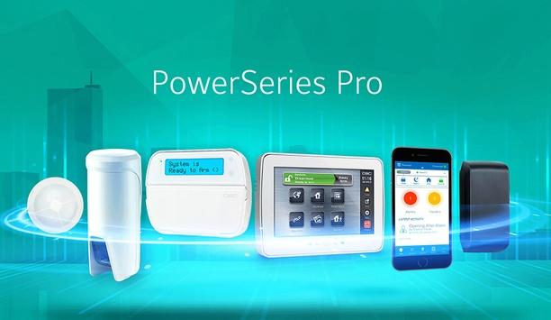 Johnson Controls upgrades electronic security portfolio with Tyco DSC PowerSeries Pro security alarm system