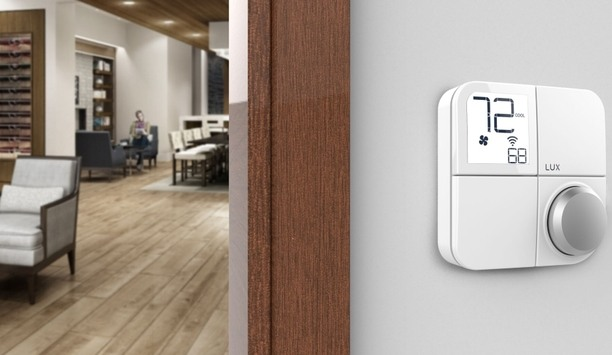 Johnson Controls To Launch LUX KONOzw Smart Hub Thermostat With Z-Wave Technology