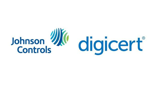 Johnson Controls announces partnership with DigiCert to provide customers with trusted connectivity for smart building technology
