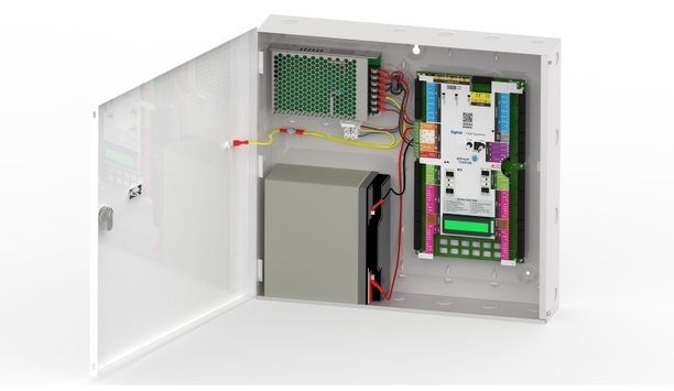 Johnson Controls unveils CEM Systems DCM 400 four-door intelligent encrypted IP controller