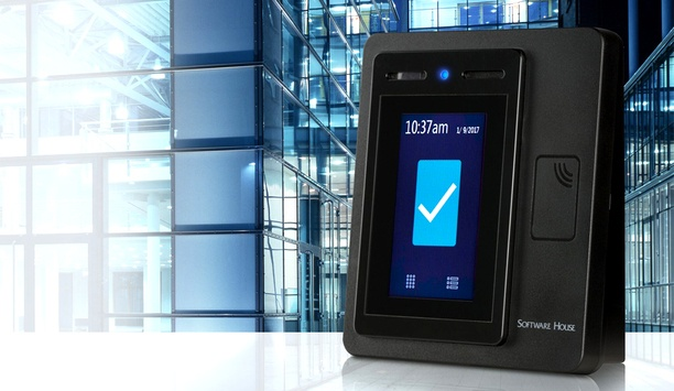 Johnson Controls introduces intelligent touchscreen access terminal for door security