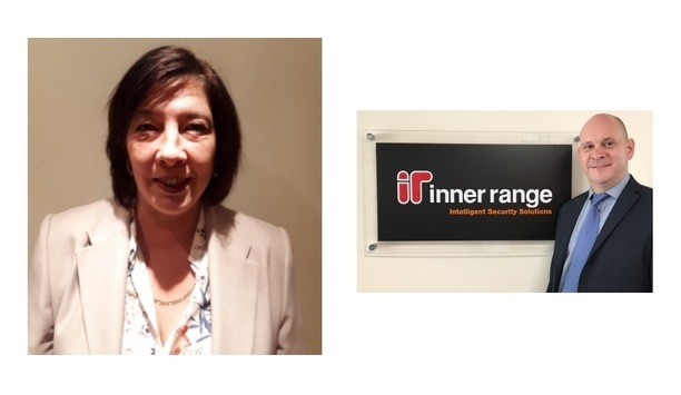 Inner Range Appoints Kath Rhodes And Richard Money To Expand UK Sales Team