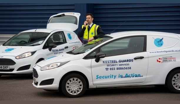 Kestrel Guards enhances visibility and better controls operations with SmartTask