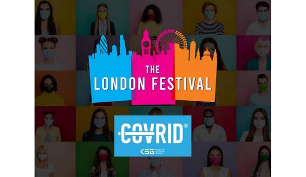 Knights Security Group to deploy their COV-RID products across multiple locations in the London Festival to safeguard visitors