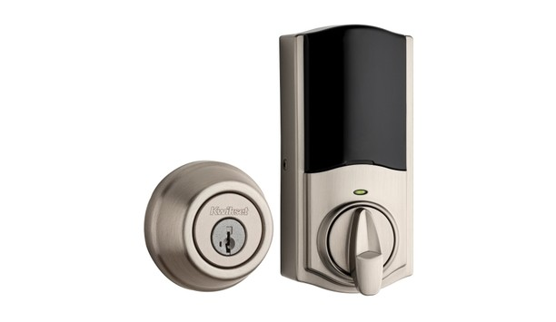 Kwikset Unveils Control4 Version Of Its Signature Series Deadbolt With Home Connect Technology