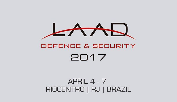 LAAD Defence and Security 2017 to garner industry experts, companies, with public and private sector authorities in Rio de Janeiro