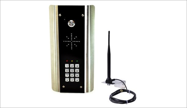 Laidlaw and AES: Working together provide wireless door entry