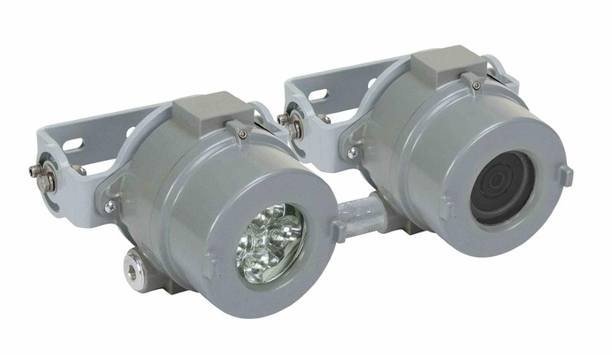Larson Electronics releases explosion-proof network IP camera with built-in infrared light