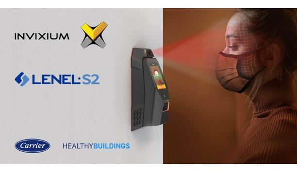 LenelS2 announces global distribution agreement to resell Invixium IXM TITAN solution to optimise building health