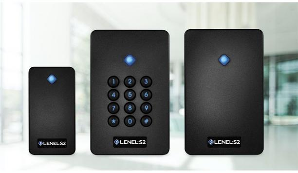 LenelS2 announces the launch of BlueDiamond mobile-ready readers that enable seamless upgrade to mobile credentials