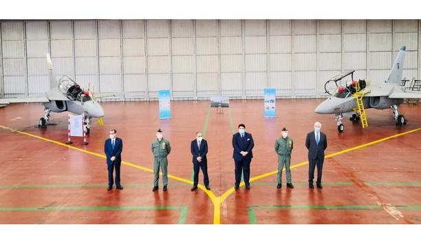 International Flight Training School's Groundbreaking Ceremony Carried Out By Leonardo And The Italian Air Force