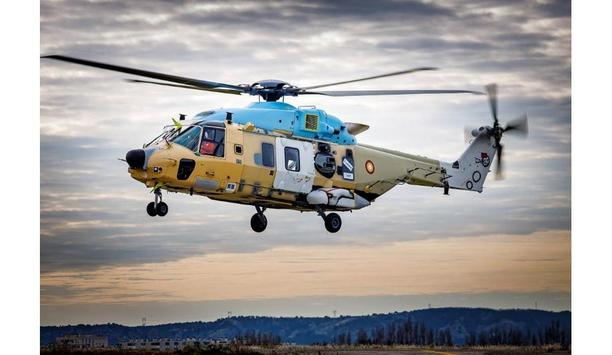 Leonardo Attains Position Of Prime Contractor For Qatar's NH90 Helicopter Program
