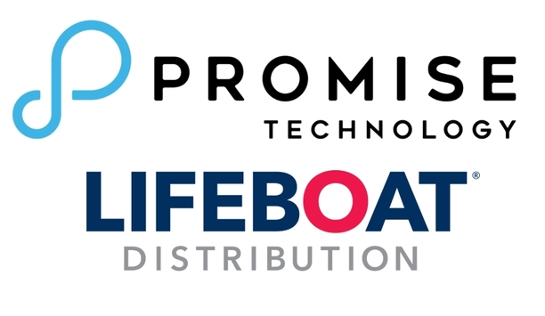 Lifeboat Distribution announces distribution agreement with Promise Technology