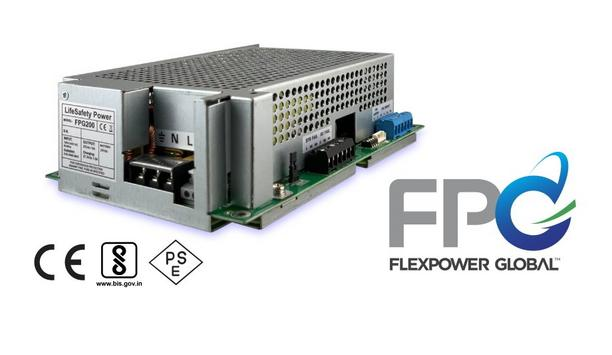 LifeSafety Power's FlexPower Global Series expands into new international markets and access control specs with PSE agency listing
