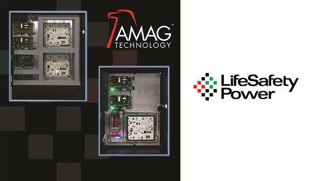 LifeSafety Power Announces Renewed Technology Partnership With AMAG Technology