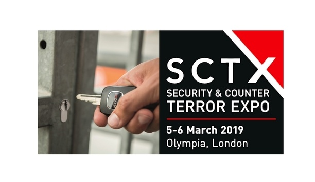 LOCKEN to showcase mechatronic access control systems at Security & Counter Terror Expo 2018