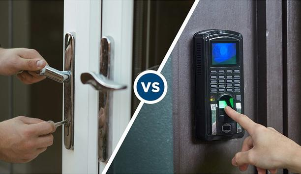 Access control vs. traditional locks: which is better & how?