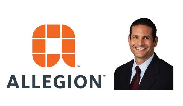 Allegion Americas Appoints Luis Orbegoso As The New Business Leader In The Role Of Senior Vice President
