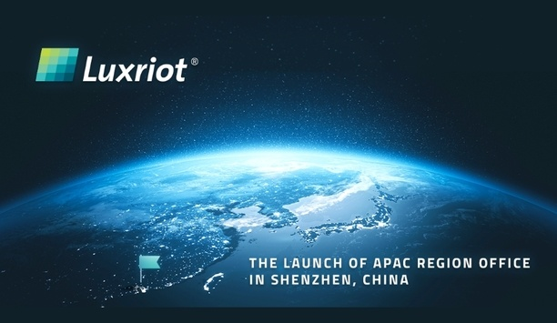 Luxriot expands its operations by launching an office at Shenzhen for the APAC regions
