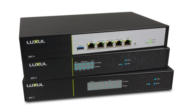 Luxul to showcase networking solutions, including Gigabit switches and wireless controllers, at ISE 2019