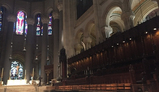 Manhattan's The Cathedral Of Saint John The Divine Installs Vicon's State-of-the-art Valerus VMS And IP Cameras
