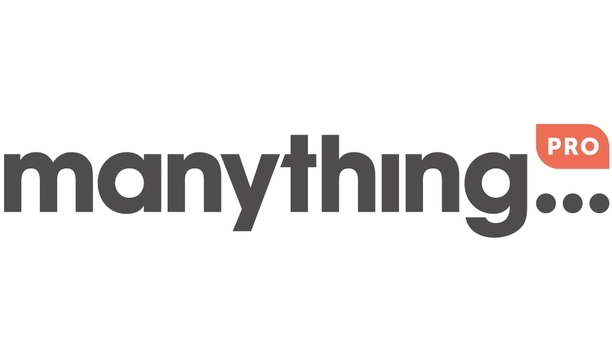 Manything announces partnerships for cloud surveillance solutions at ISC West 2018