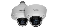 March Networks MegaPX DPoC MicroDome - 3MP Video Over Coax Surveillance Camera