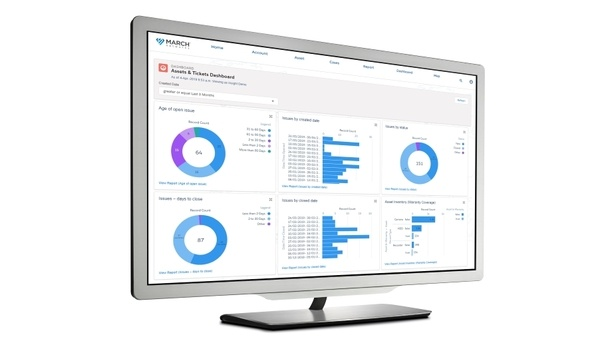 March Networks introduces Insight software to provide network visibility and asset control to customers
