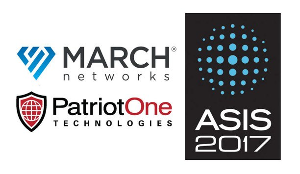 March Networks and Patriot One announce integrated video and covert weapon detection solution at ASIS 2017