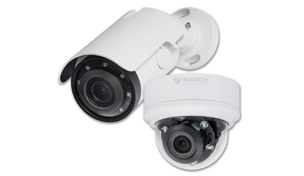 March Networks unveils AI-enabled ME6 Series IP Cameras for accurate detection of security incidents and threats