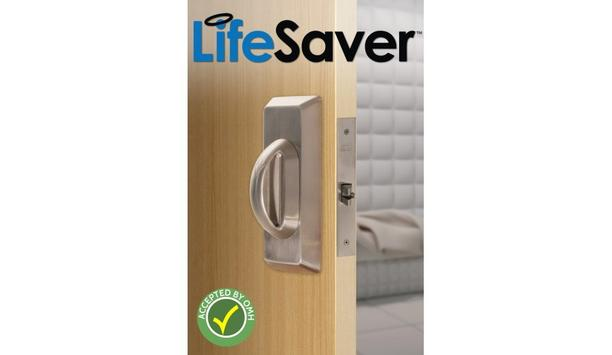 Marks USA By NAPCO Security Technologies Announces The Launch Of LifeSaver Life-Safety Locks