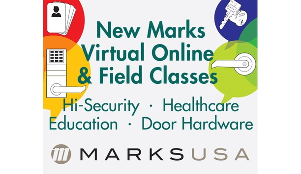 Marks USA Introduces Online And Field Training Courses On Locking And Access Lock Lines