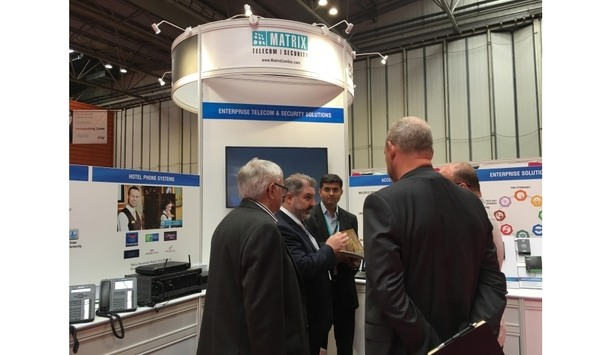 Matrix completed participation in the Channel Live 2018 show held in NEC Buckingham, UK