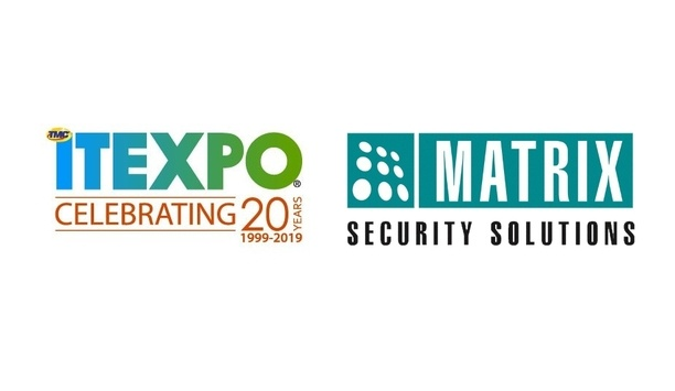 Matrix Comsec To Exhibit Next-Gen Video Security, Access Control And Telecom Solutions For Enterprises At IT Expo 2019