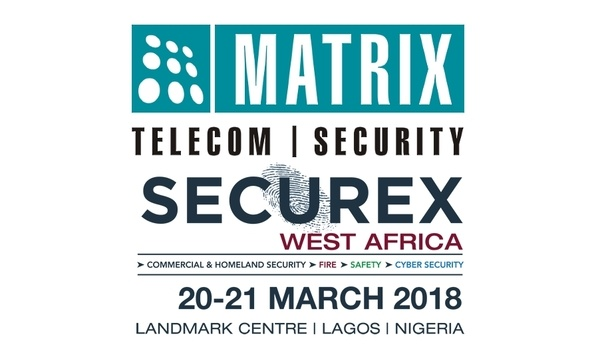 Matrix To Showcase Smart Telecom And Security Solutions At Securex West Africa 2018