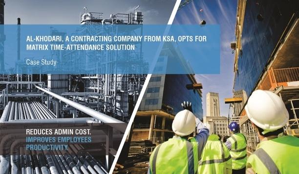 Matrix provides time-attendance and access control solution at Al-Khodari Sons Company