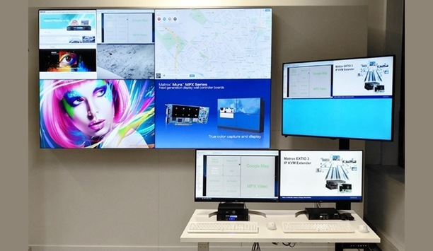 Sahara Benelux unveils technology demo centre featuring Matrox IP-based ecosystems