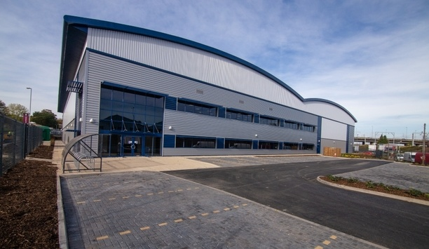 Mayflex expands Midlands Distribution Centre with new warehouse and office facility