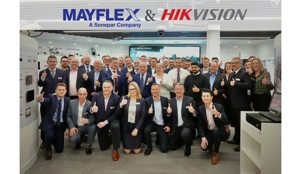 Mayflex distributes Hikvision products to increase the availability of products and expand customer base