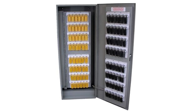MedixSafe launches KARE XL cabinet to safeguard and track access to sensitive keys