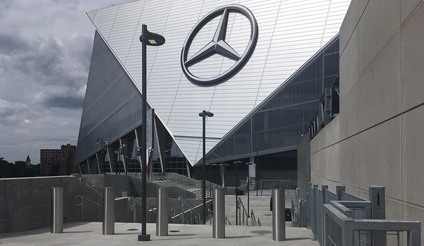 How Atlanta's new Mercedes-Benz Stadium sets the standard for protection against vehicle attacks
