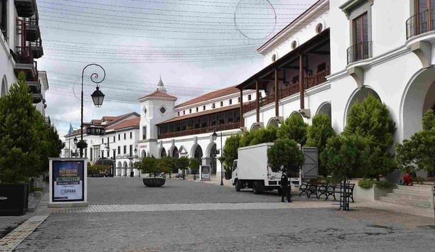 Milestone Systems IP Video Management Software Enhances Cayalá City's Security
