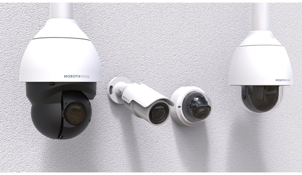 Milestone Systems Unveil Device Pack 10.0a Support For Its MOBOTIX MOVE Camera Line