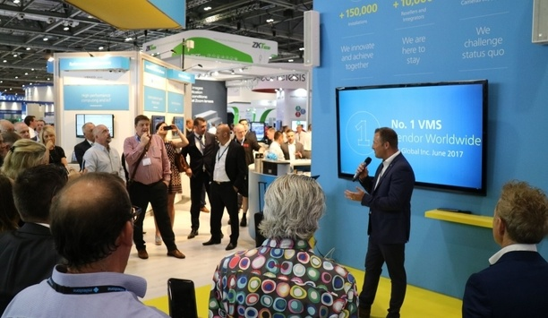Milestone highlights benefits of high-performance networked VMS at IFSEC 2018